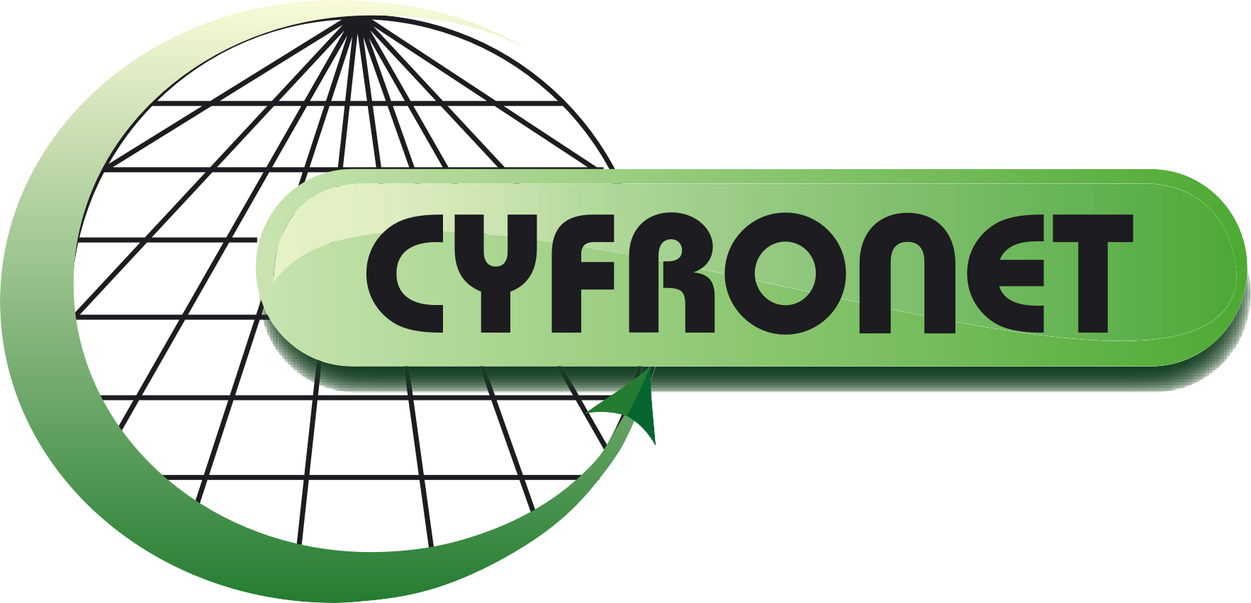 Cyfronet logo kolor