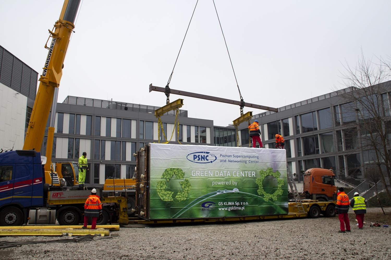 Read more about the article Rozbudowa systemu chłodzenia dla największego w Polsce superkomputera